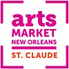 Arts Market New Orleans St. Claude.